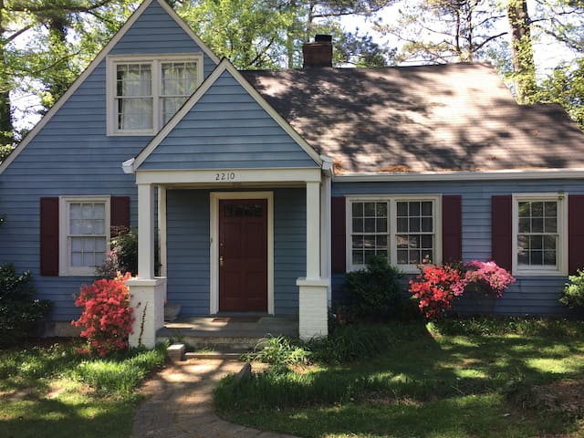 Bungalow - Minutes from Buckhead Midtown VAHI Mall