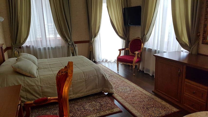 Vila Sigal Pogradec, Apartament