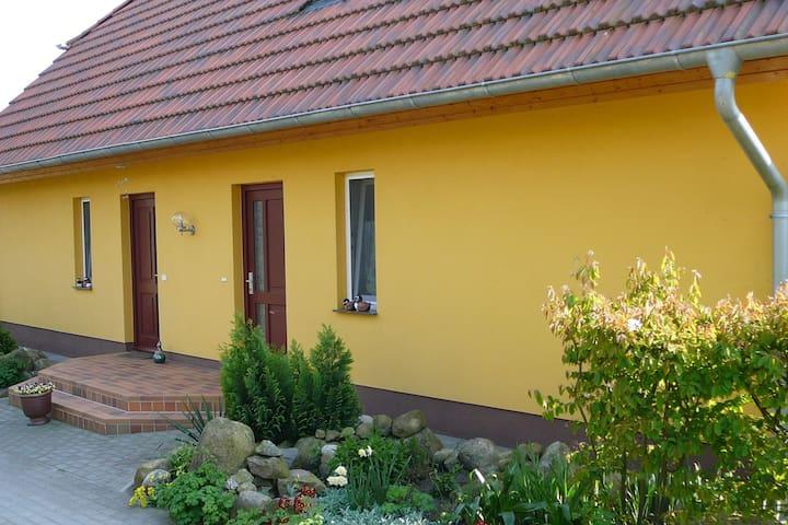 Cozy Apartment in Wilhelmshof Usedom near Baltic Sea
