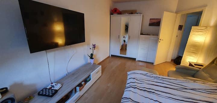 Elegante, sonnige Wohnung im Zentrum Jenas