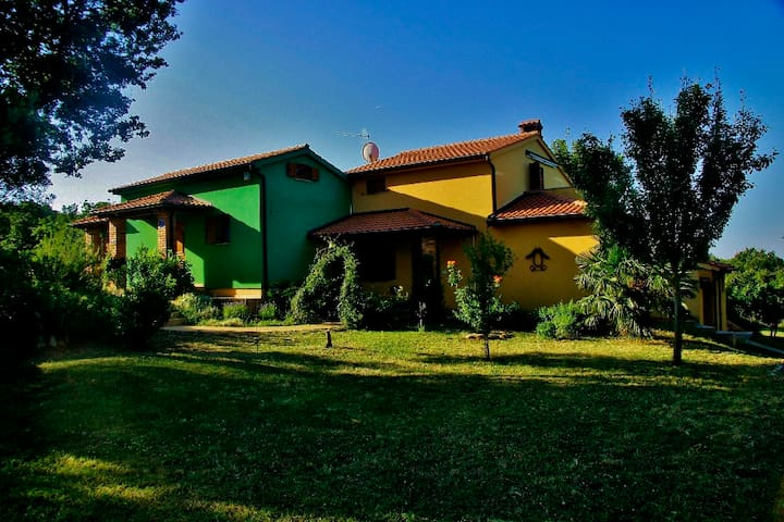Villa Aruba Ideal Family Vacation - Sveti Lovreč - Rumah