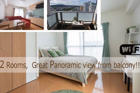 Near Gion Good Apartment + Wifi#NT1 - Kyōto-shi Shimogyo-ku