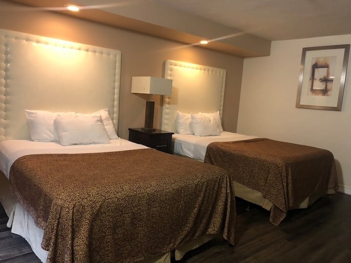 Walk to the Falls with your loved ones (2BEDS)