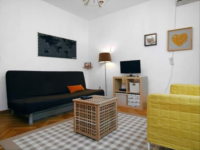 Basic Room in Central Location - Arnhem