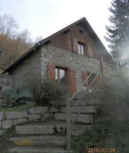 location chalet de montagne - Ustou