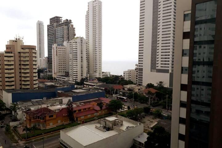 Alojamiento Vacacional Cuarto Bocagrande Cartagena