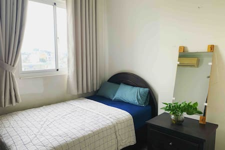 Single n Cozy room - 7m walking to Bui Vien street