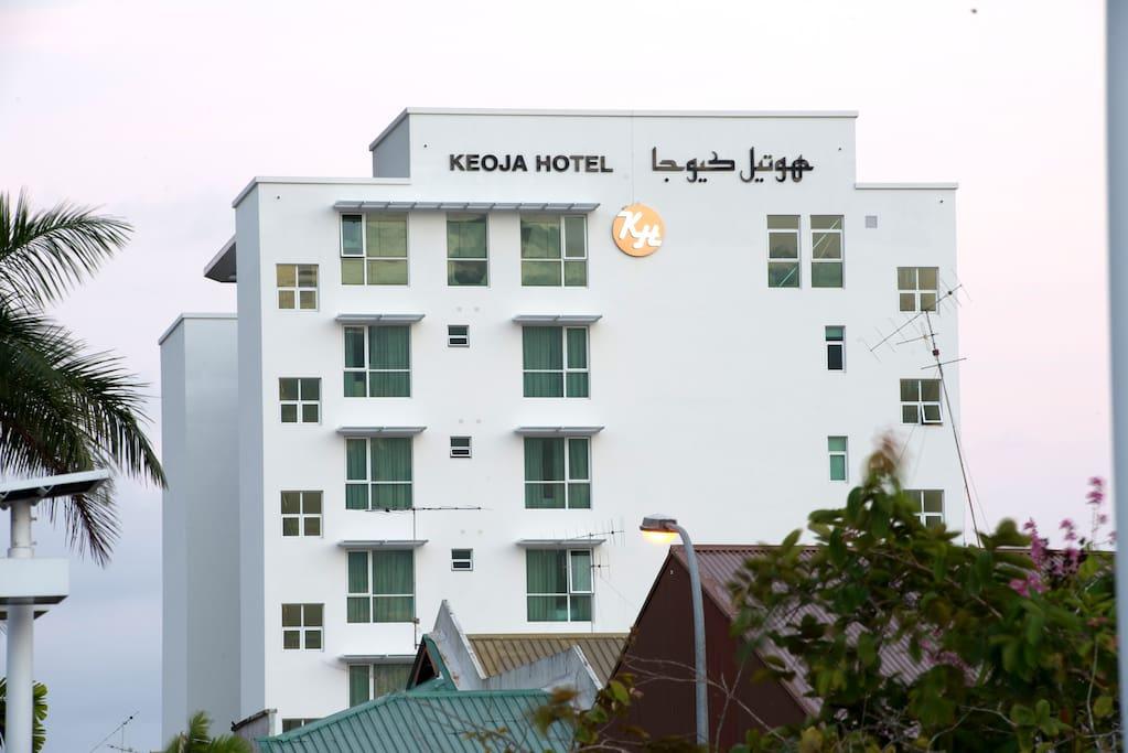 Hotel Facade 2