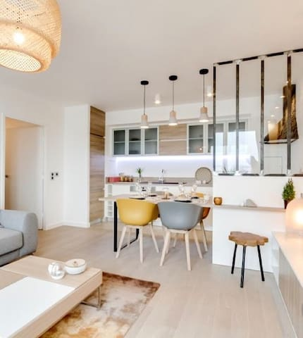 Appartement Cosy-Proche Champs de Mars