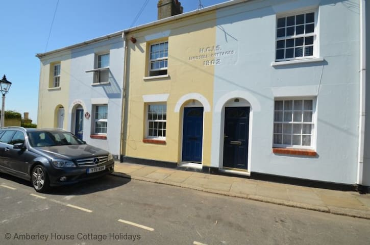 Tackleway Cottage - Hastings - Hus