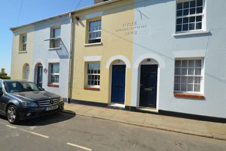 Tackleway Cottage - Hastings - Casa