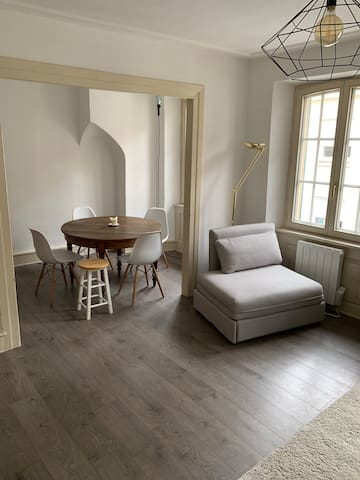 Appartement typique mulhousien