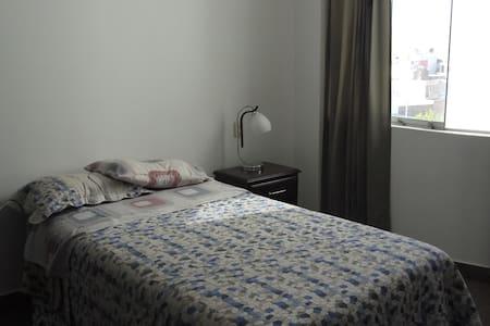 Single/Double Bed&Breakfast cozy BR Piedra Santa - Lakás