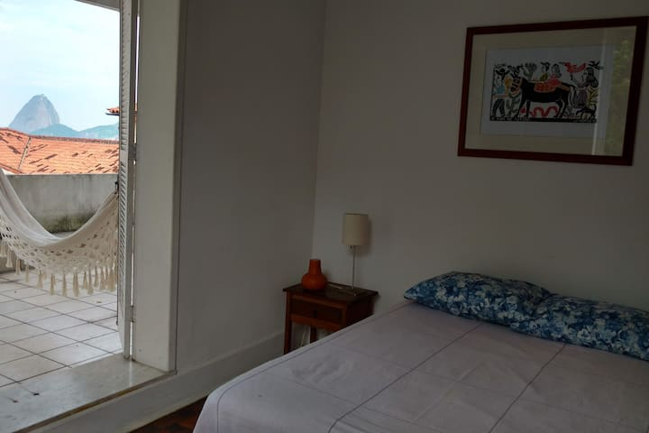Private double room with stunning view
