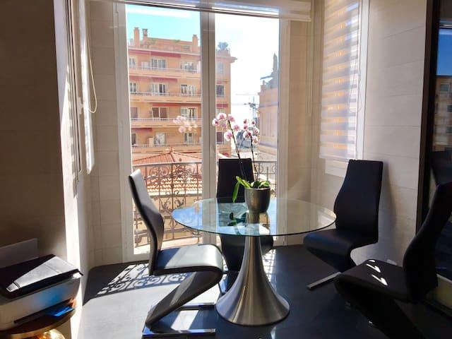 New Luxury Apartment In The Heart Of Monte Carlo - Monaco - 아파트