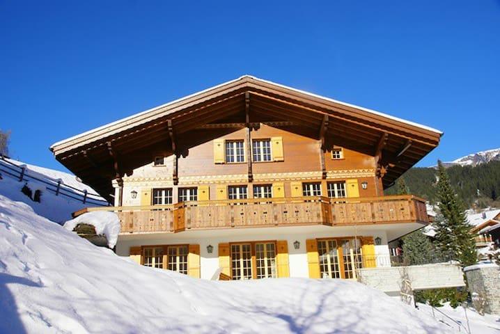 Chalet Rivendell - Grindelwald - Haus