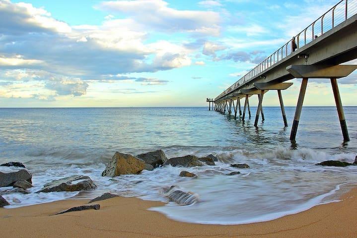 Sweet dreams near the sea