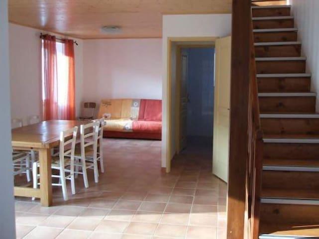 GITE RIVIERE ARDECHE VERTE - Colombier-le-Vieux - Casa vacanze