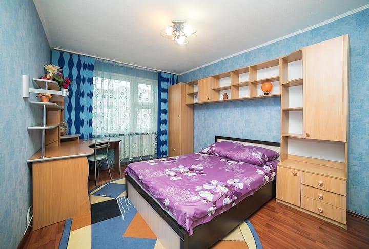 Хорошая Комната возле метро Good room № 1