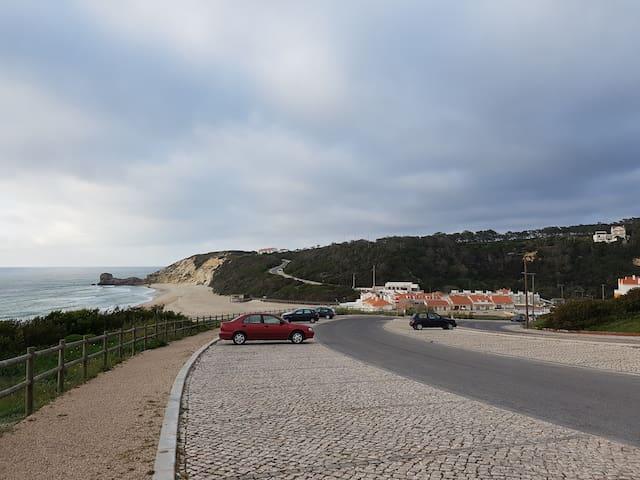T2 férias- Praia Paredes da Vitória - Leiria District - House