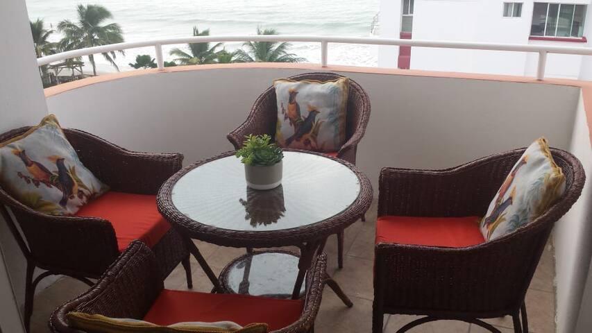Playa apartamento - dos dormitorios