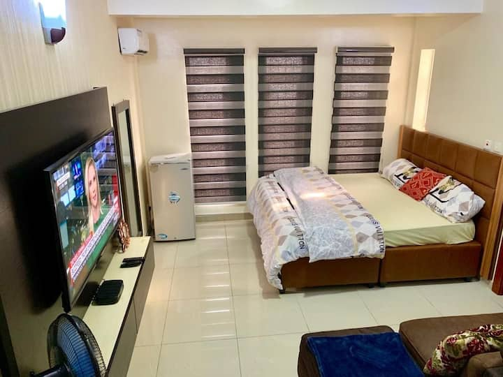 Single room apartment in VI. Spacious and clean...