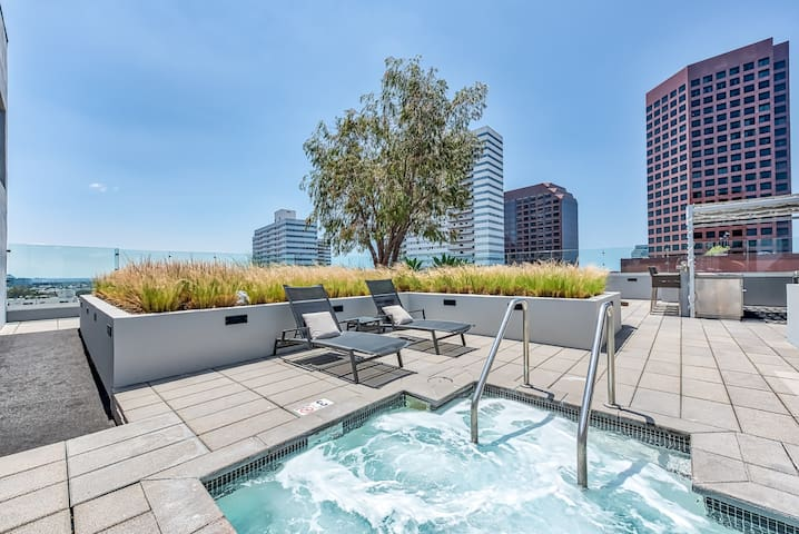 Luxury Penthouse in Brentwood