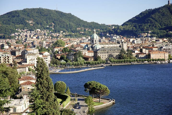 Charming and cosy flat in Como centre