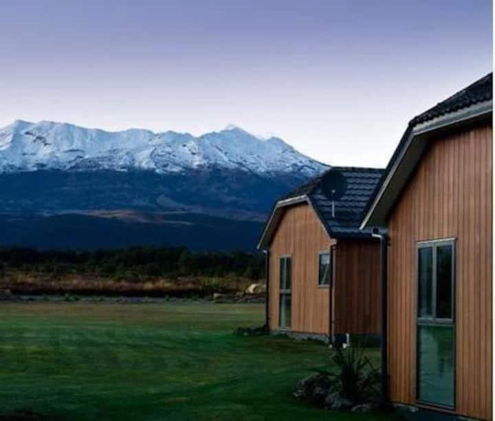 Mountain Chalets @ Mt Tongariro and Mt Ruapehu