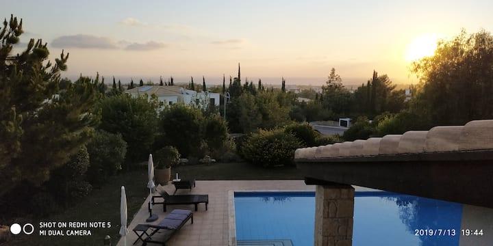 3 bedroom villa in Aphrodite Hills, Paphos, Cyprus