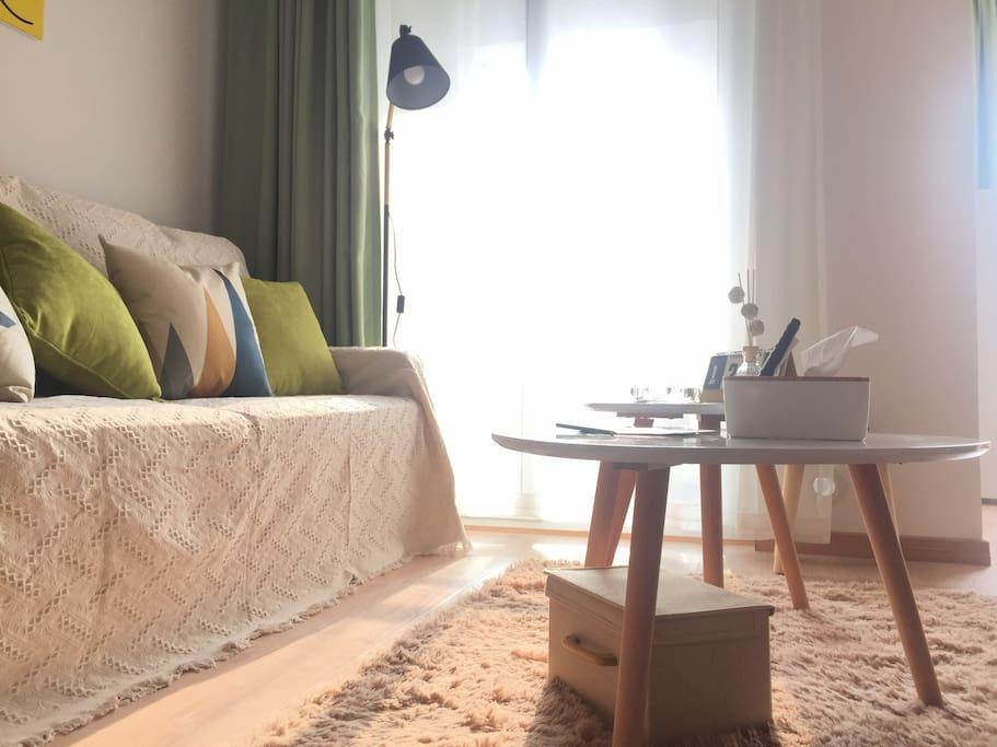 温馨的小客厅