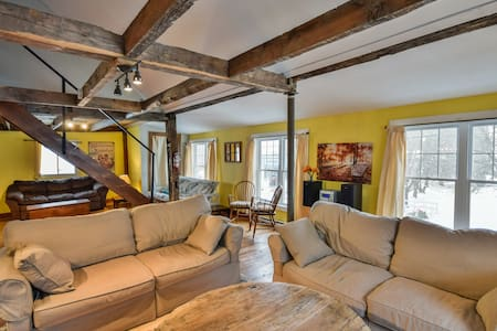 Superbe Loft-apartment a Knowlton, Lac-Brome