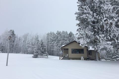 Cabin 15 Lakefront Priv. Entr. Resort Amenities