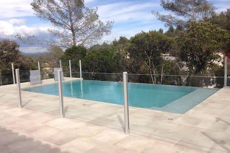 Loue villa avec piscine - La Valette-du-Var - House