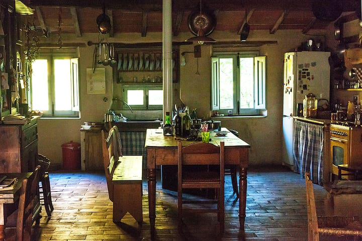Come here for life's slow rhythm - Figline Valdarno - Bed & Breakfast