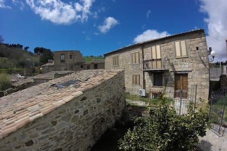 Casa degli Aranci - Piano terra - Bompietro