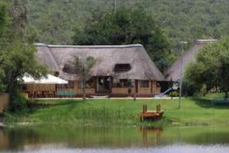 Abba Game Lodge - Chalet