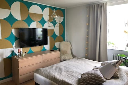 Private room in apartment 5,2 km from center