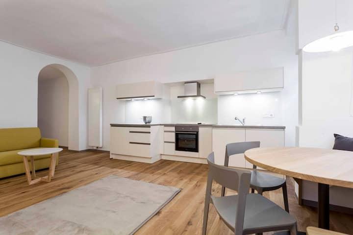 Laubenhaus L4 Two-Bedroom Apartment
