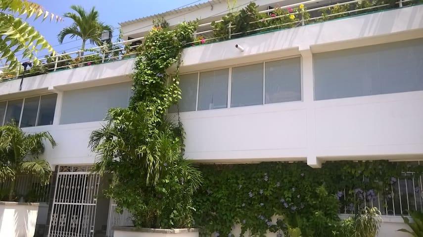 Hotel Cielo Azul Cartagena de Indias - Cartagena - Apartamento com serviços incluídos