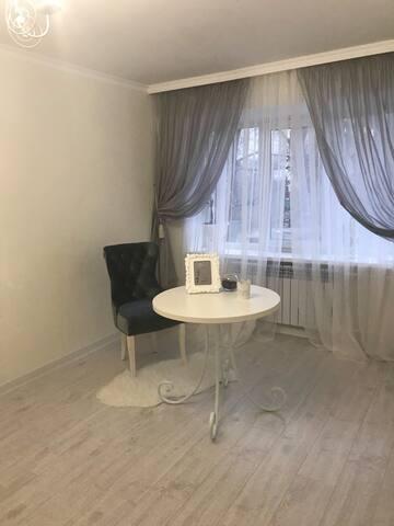 Новая квартира в прованском стиле