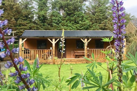 Ballyness Log Cabin