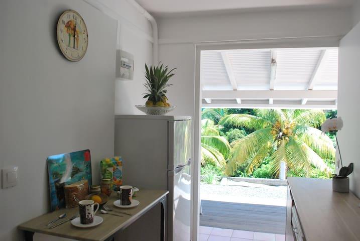 La Dicossine -la Guadeloupe au naturel :)