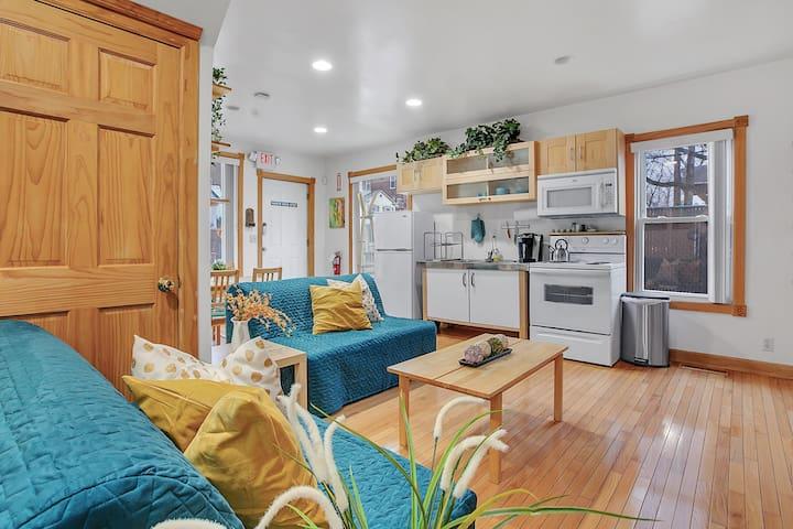 Elm Garden Suite A