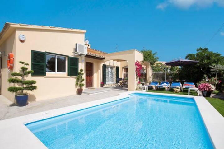 Villa la casita, Alcudia, Mallorca