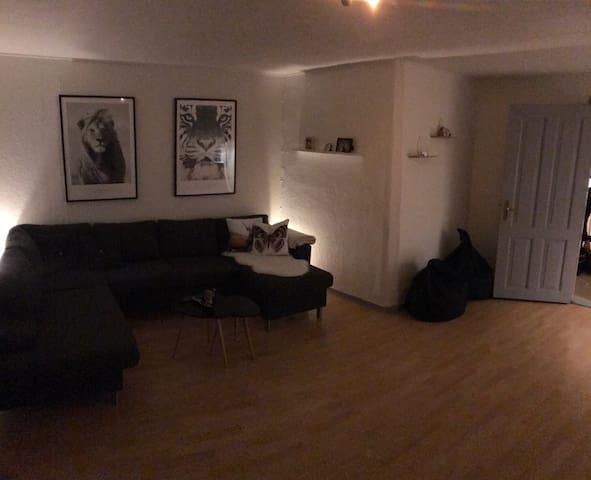 Stor lejlighed midt i centrum! - Kolding - Apartment