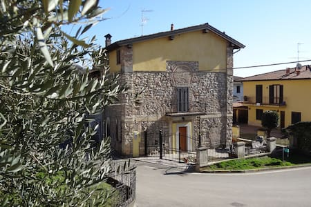 XV cent. house near Iseo & Brescia - Bed & Breakfast