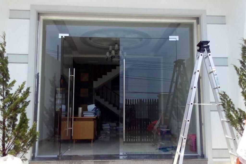 Dalat ATDC House lounge