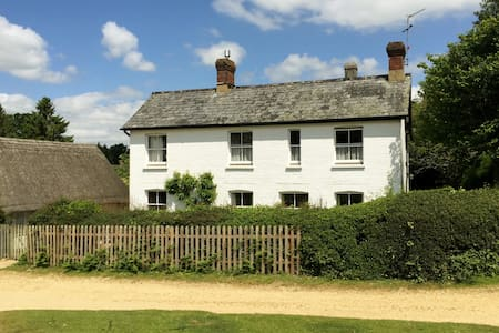 New Forest house with direct access to the Forest - Frogham - Hus