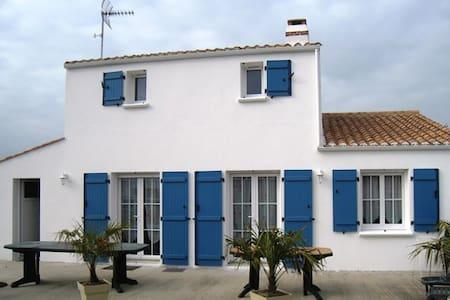 Villa tout confort - Noirmoutier-en-l'Île - วิลล่า